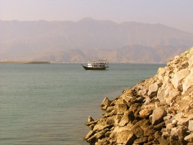 Dibba port